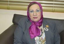 البرلمانية إيناس عبد الحليم