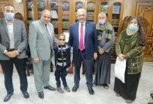 ذوي الاحتياجات الخاصة .. رئيس جامعة الأزهر ندعم أصحاب الهمم ونوفر لهم كل مقومات النجاح