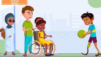 قضية ذوي الاحتياجات الخاصة في مسحراتي المحروسة (فيديو)