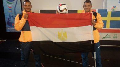تؤام من الصم والبكم مؤهلين لبطولة اولمبياد 2022 في كرة القدم