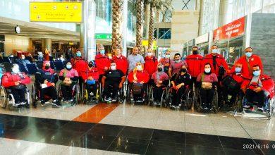منتخب مصر البارالمبي لرفع الأثقال