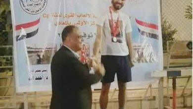 بطل من ذوي الهمم .. عبدالرحمن صالح تغلب على الشلل الدماغي بألعاب القوى